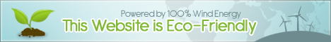 eco friendly page banner