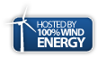 iPage, this site's web host, is powered 100% by wind energy